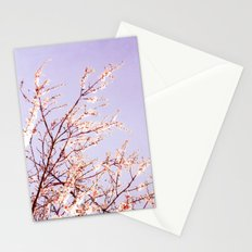 Blooming Tree Stationery Cards