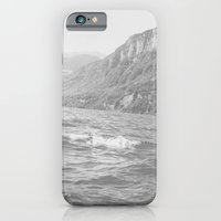 iPhone & iPod Case featuring Wasser BW by Party in the Mountains