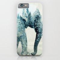 Vanishing Elephant  iPhone 6 Slim Case