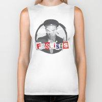 FASCISTS Biker Tank