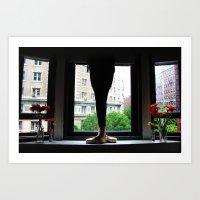 Ballet Ballet Art Print