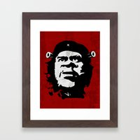 El Chrek Framed Art Print