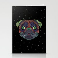Intergalactic Dog Stationery Cards
