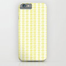 Yellow dots Slim Case iPhone 6s