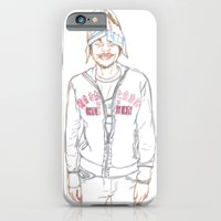 iPhone & iPod Case featuring Phes by Demon Noise