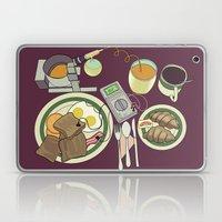 Breakfast, The Most Impo… Laptop & iPad Skin