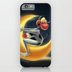 Crazy Moon Cow iPhone 6s Slim Case