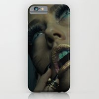 Asphyxiate iPhone 6 Slim Case