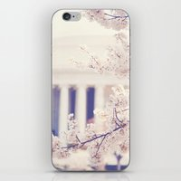 Cherry Blossoms At The J… iPhone & iPod Skin