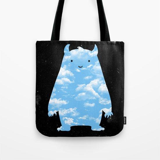 Mr. Sky Tote Bag