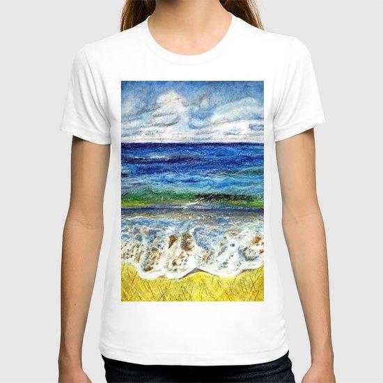 CRAYON LOVE - La mer T-shirt