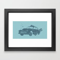 Carp Framed Art Print