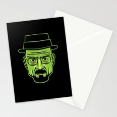 Walter White Portrait. Stationery Cards