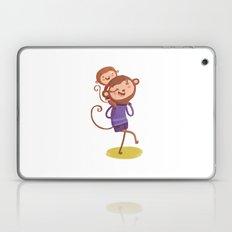 Monkey-ride Laptop & iPad Skin