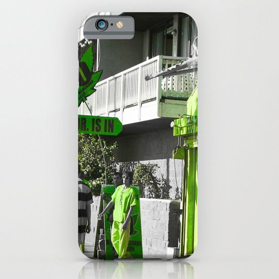 The Doctor Is In... iPhone & iPod Case