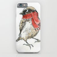 iPhone & iPod Case featuring Holiday Cheer by Julia Marshall