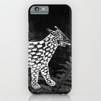 iPhone & iPod Case featuring Forest Panther by YAP9