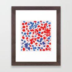wildrose 4 Framed Art Print