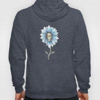 skull daisy Hoody