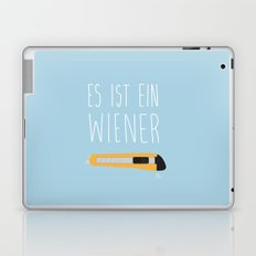 The Wiener Schnitzel Fail Laptop & iPad Skin