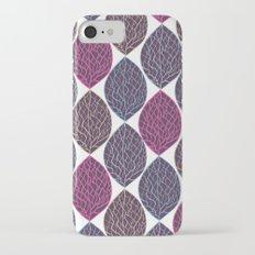 Leaf pattern Slim Case iPhone 7