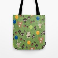 Sweet Autumn Forest Tote Bag