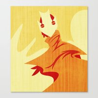 Canvas Print featuring Zun by Doc Diventia