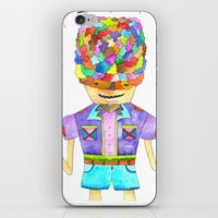 Young Magic iPhone & iPod Skin
