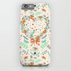 Nature pattern iPhone 6s Slim Case