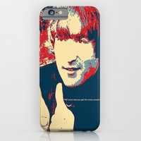 iPhone & iPod Case featuring Reality: HOPE Edition by Lilly Guastella