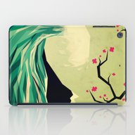 iPad Case featuring Falling In Love by Yetiland
