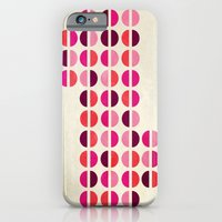 iPhone & iPod Case featuring halfsies II by Dot Handmade