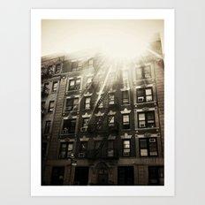 Brooklyn, NY Art Print