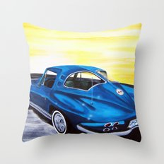 Dads Toy Throw Pillow