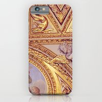 iPhone & iPod Case featuring louvre by bloodpurple