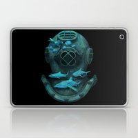 Deep Diving Laptop & iPad Skin
