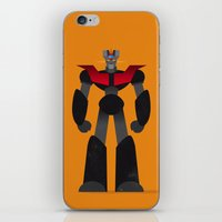 Mazinger Z iPhone & iPod Skin