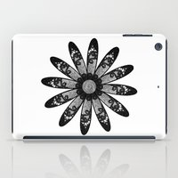 Black Lace iPad Case