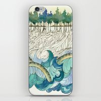 Leviathan's Roots iPhone & iPod Skin