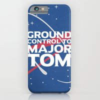 Ground Control To Major … iPhone 6 Slim Case