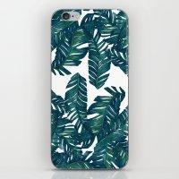 palm tree 4  iPhone & iPod Skin