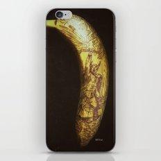 Thor (on a banana) iPhone & iPod Skin