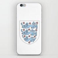 3 Lions iPhone & iPod Skin