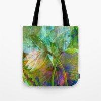 lotus2 Tote Bag