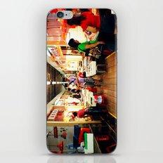 Somethings Fishy iPhone & iPod Skin