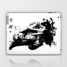 Winter in Kyoto - Japan Laptop & iPad Skin