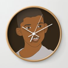 Billy LIMITED EDITION Wall Clock
