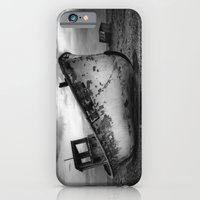 iPhone & iPod Case featuring The Trawler by David Turner
