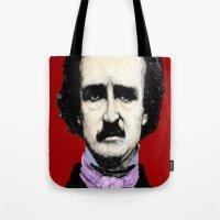 Voter Poe Tote Bag