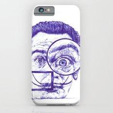 Salvador Dali iPhone 6 Slim Case